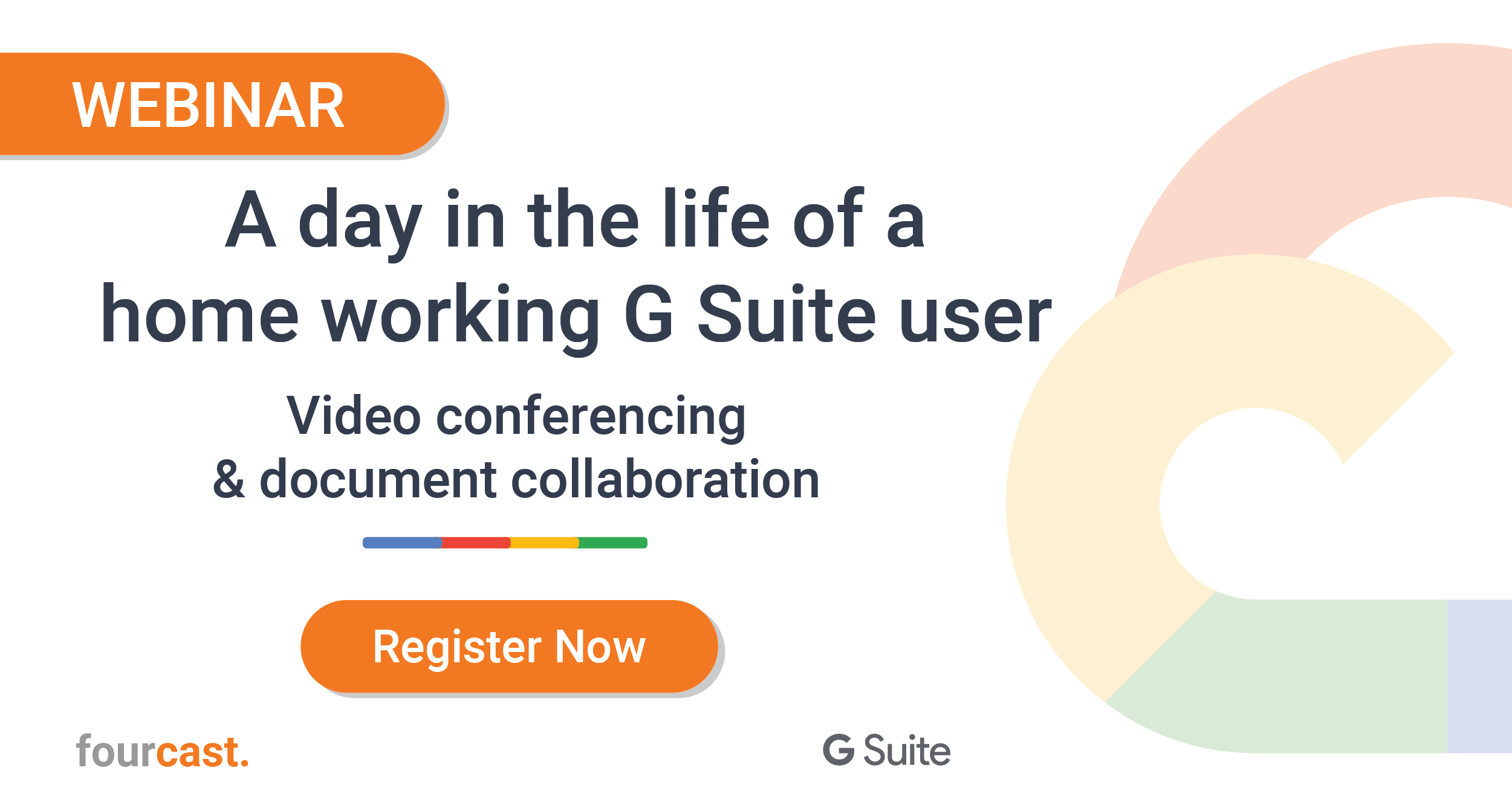 A day in the life of a home working G Suite user 24 March-04