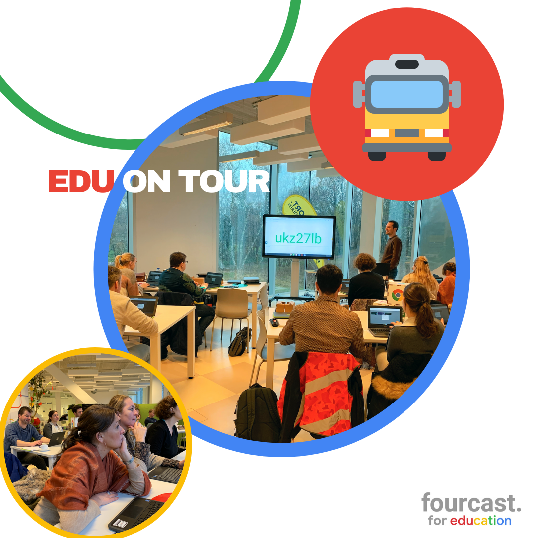 Edu on Tour website visual