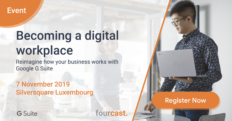 G Suite Event Luxembourg November 2019-01-2