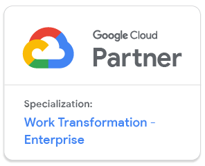 google cloud partner specialized Work transformation - Enterprise
