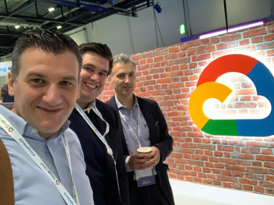 Google CLoud Next London 3