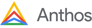 Google Cloud Anthos Logo