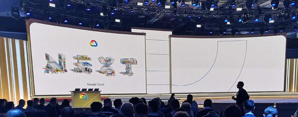 Google Next '19 SF G Suite Overview image