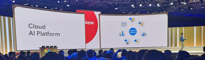 Google next '19 Cloud AI Platform