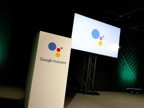 Google Assistant Launch Belgium