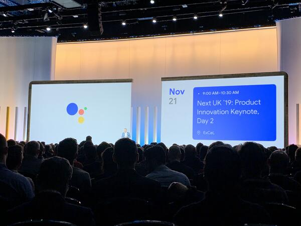 Google Cloud Next London '19