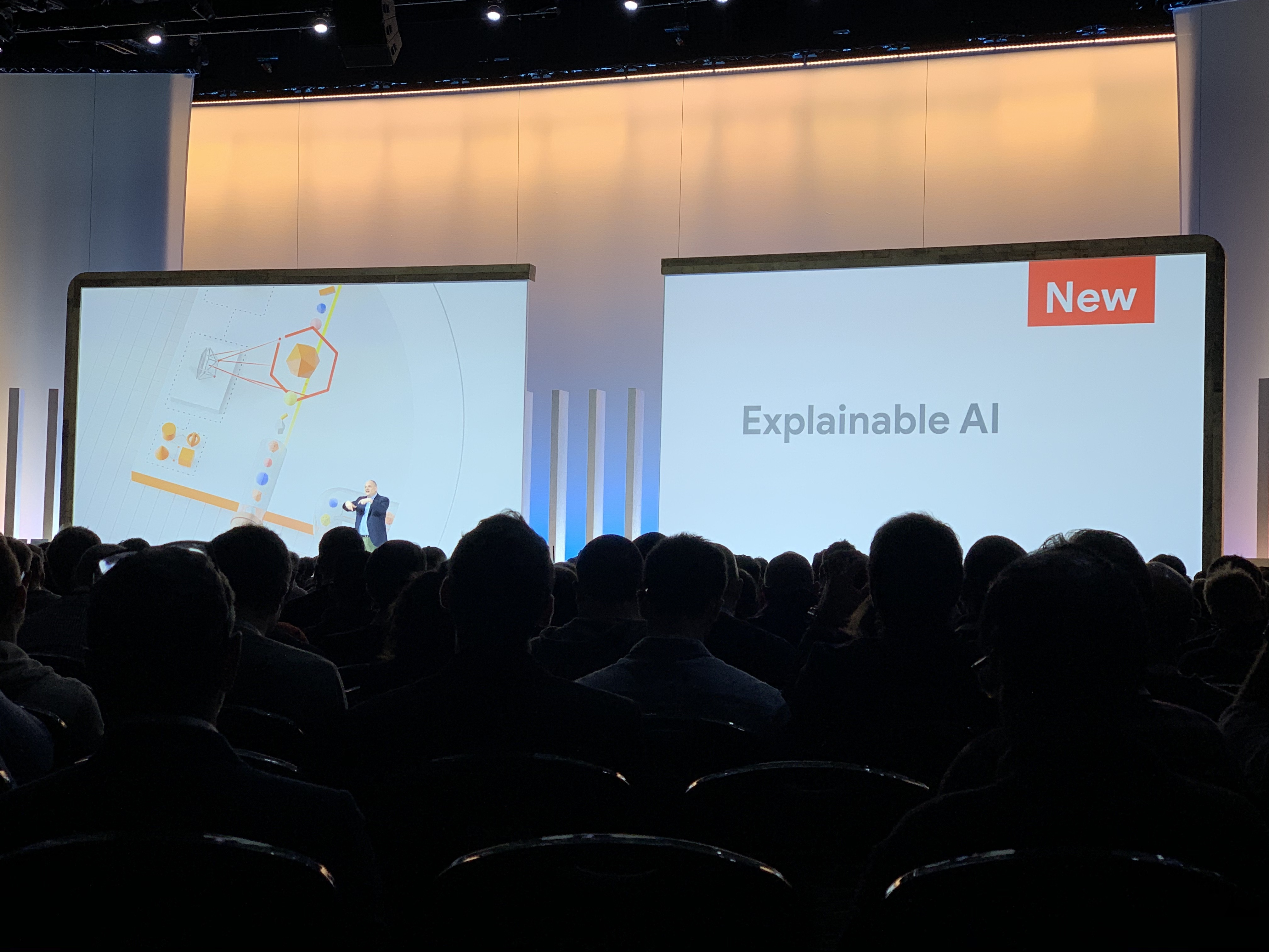 explainable AI Google Cloud Next London