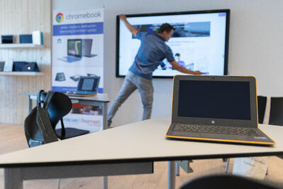 Google Education Experience Room Kortrijk