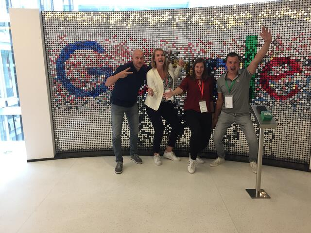 Fourcast at Google