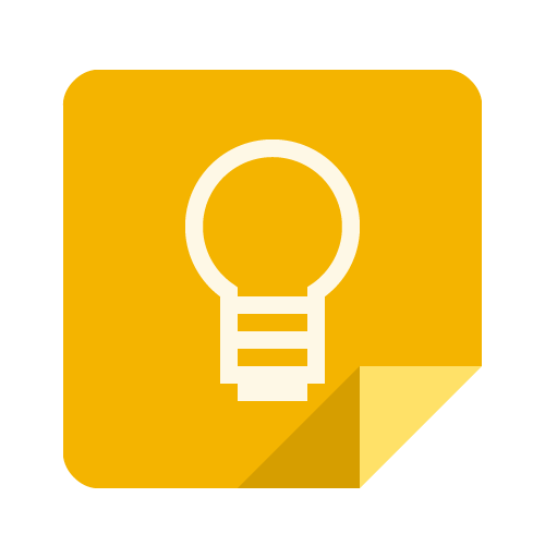 G Suite google keep logo-512-500x512