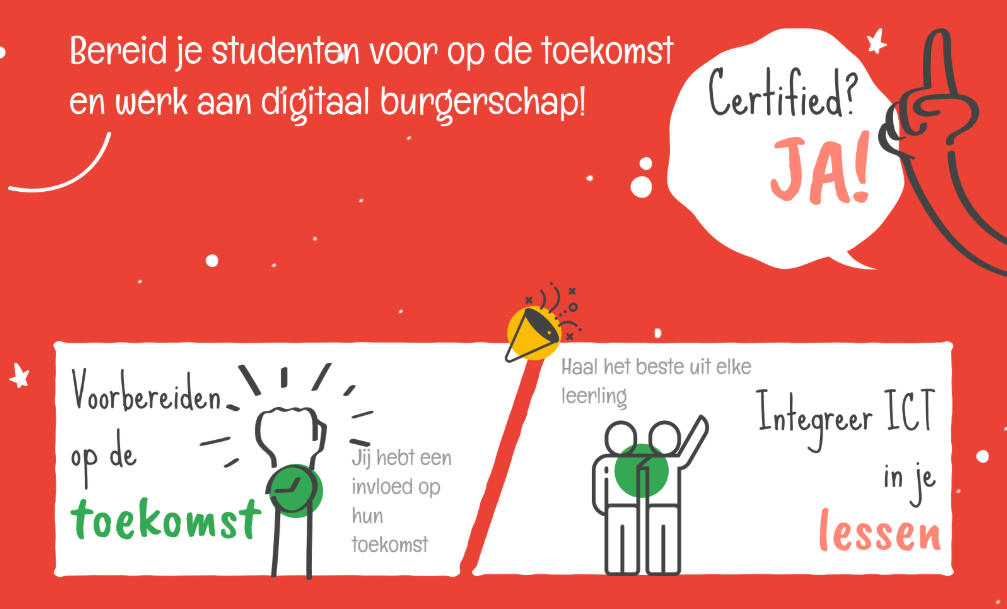 Integreer ICT in je lessen GCE