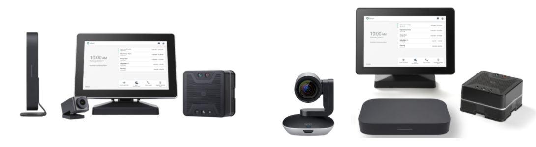 New Asus Google Meet Hardware for SmallMedium and Large Rooms