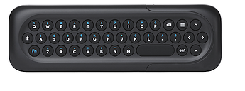 Remote controller keyboard