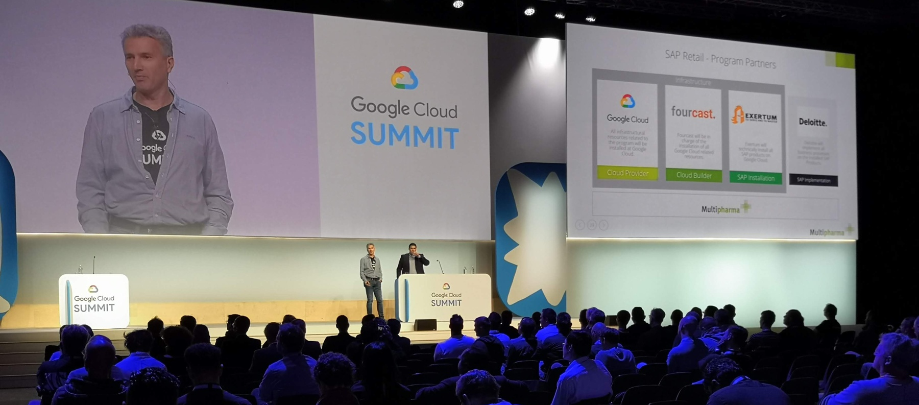 SAP Google Cloud Summit Multipharma-1