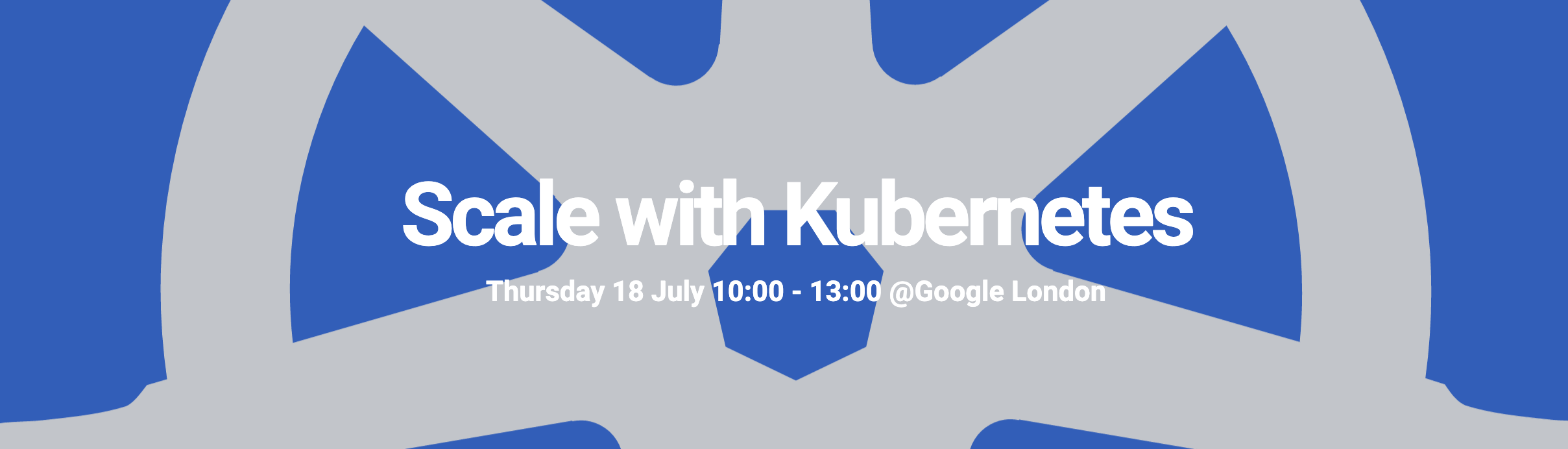 Scale with Kubernetes Banner 2-1