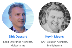 Multipharma SAP at Google Cloud Summit 2019