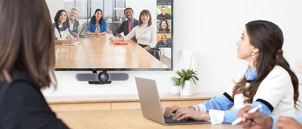 Video Conferencing Hangouts Meet hardware