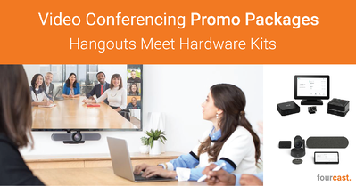 Video Conferencing Promo Packages March 2020