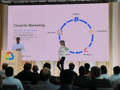 What is Cloud for Marketing? Next '19