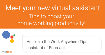 Work Anywhere Tips Assistant