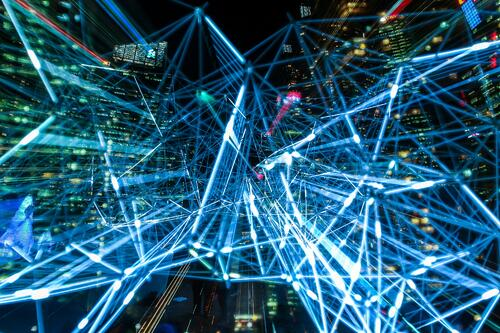 Big Data Connecting the dots Image