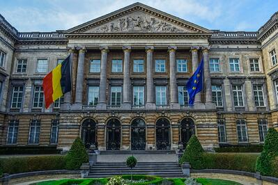 Federal parliament Belgium sp.a customer story