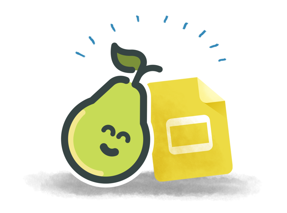 pear deck Google Slides 1