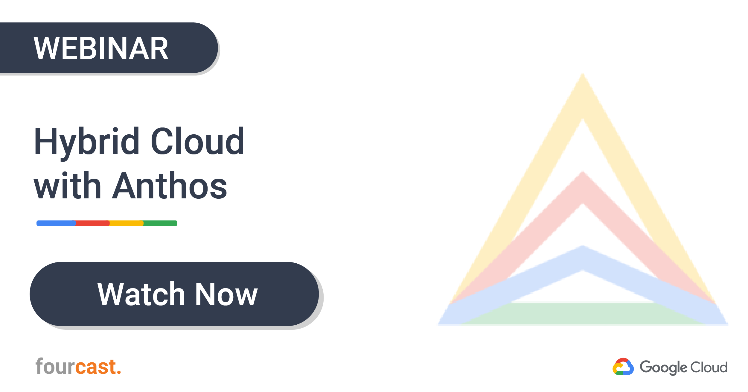 Anthos Webinar banner On-demand