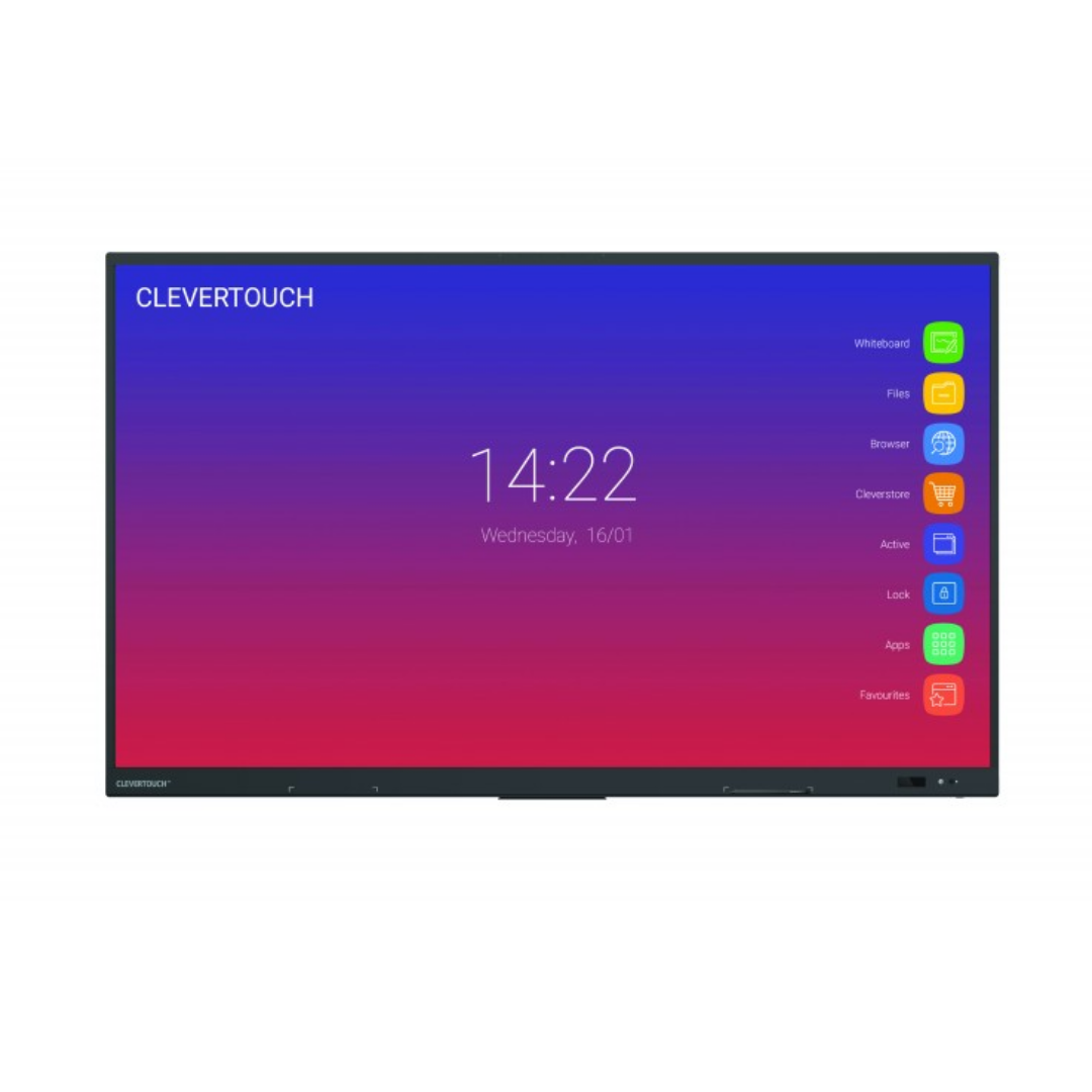 Clevertouch Impact Plus 65 - 75 - 86