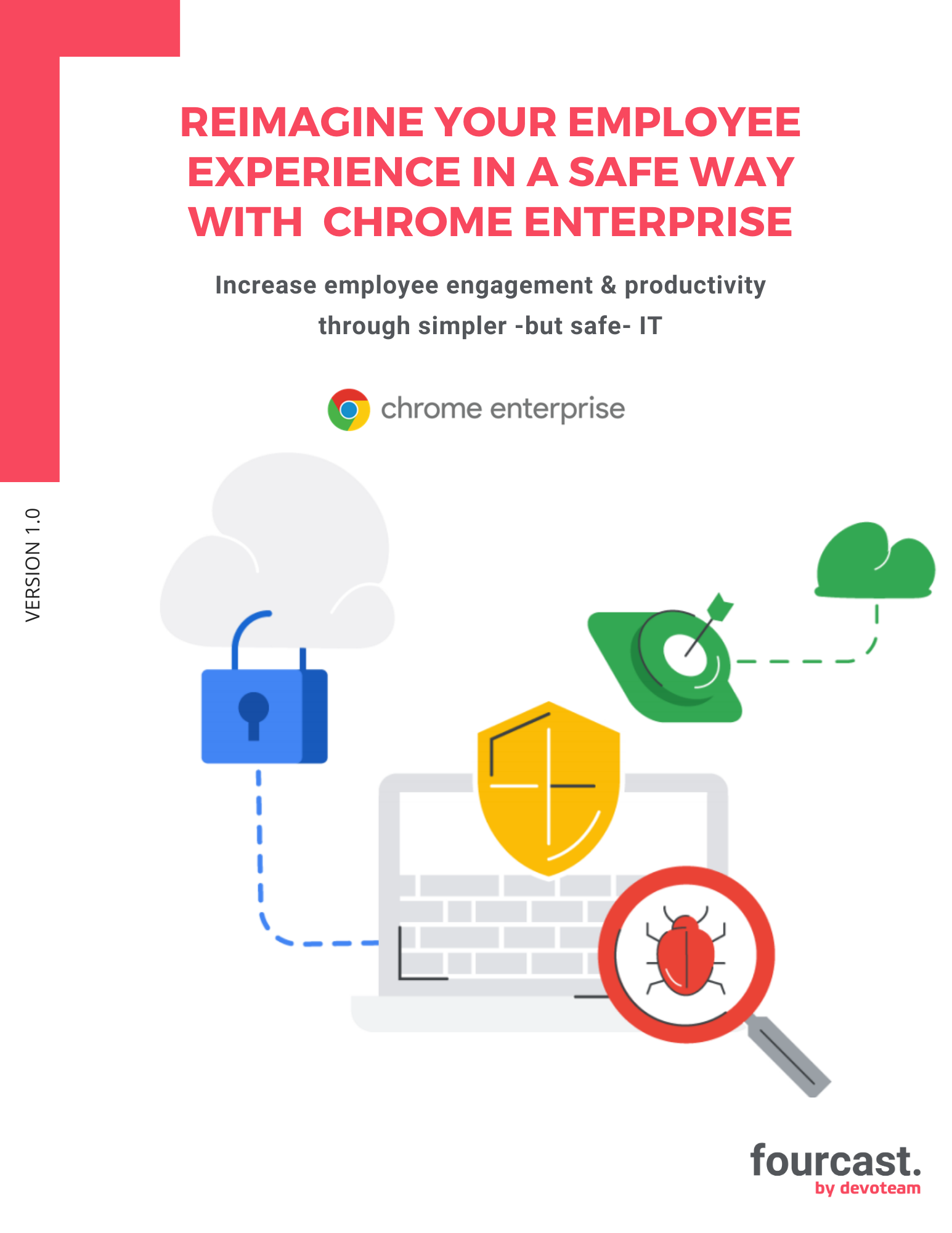 Ebook - Expert Voices - Reimagine your employee experience in a safe way with Chrome Enterprise