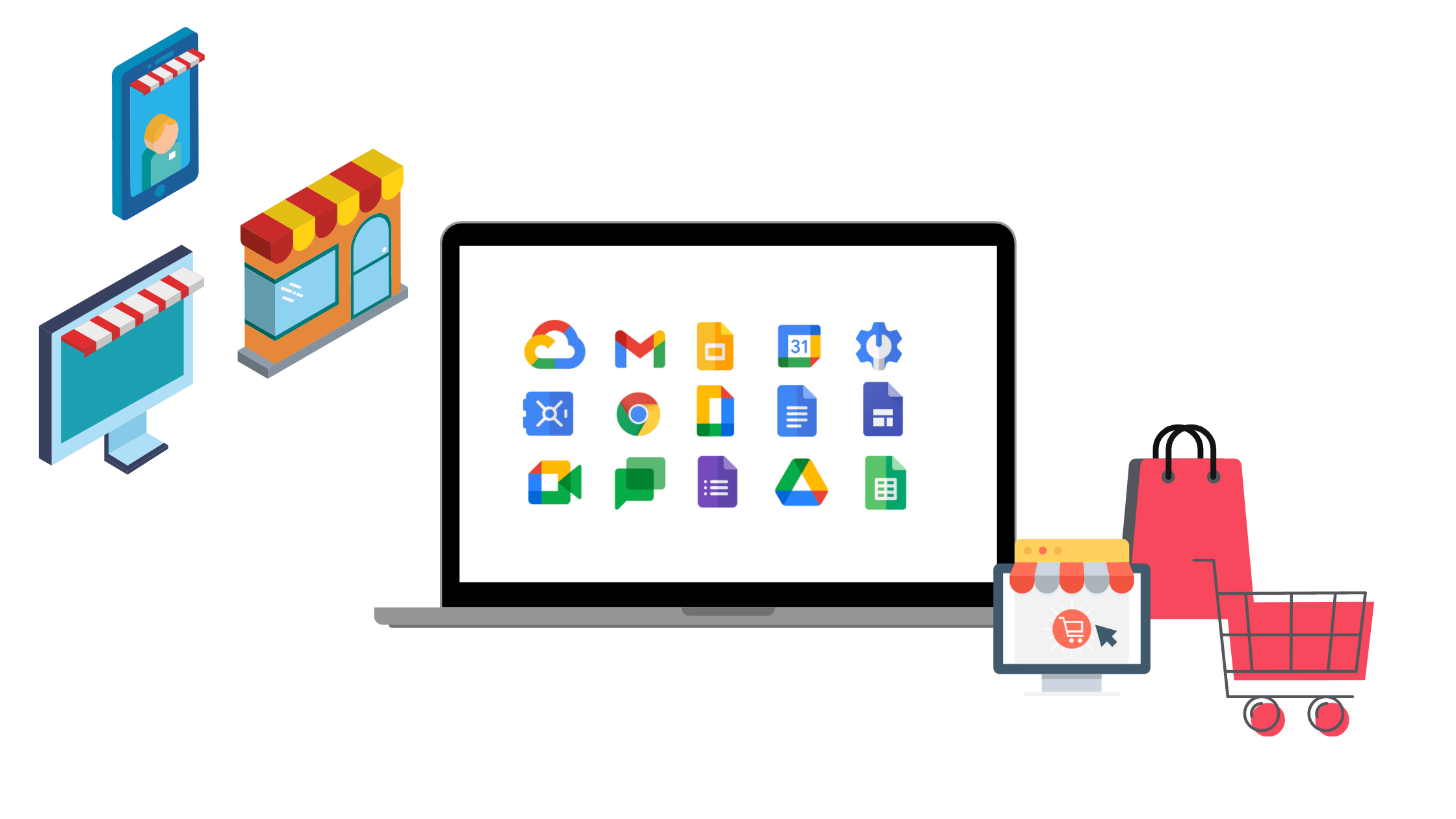 Google Workspace for Retail