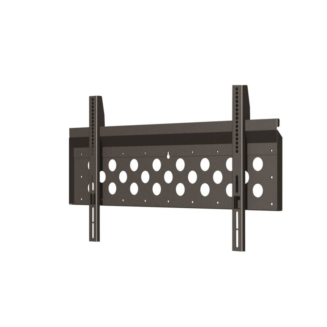 Heavy Duty Flat Wall Mount suitable for Clevertouch/Plus 55