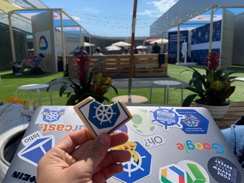 Kubernetes bite Google Cloud