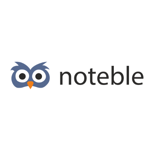 LOGO PARTNER Noteble