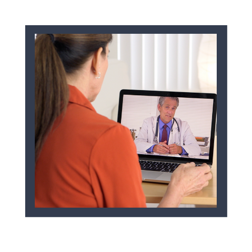 Telemedecine with video conferencing