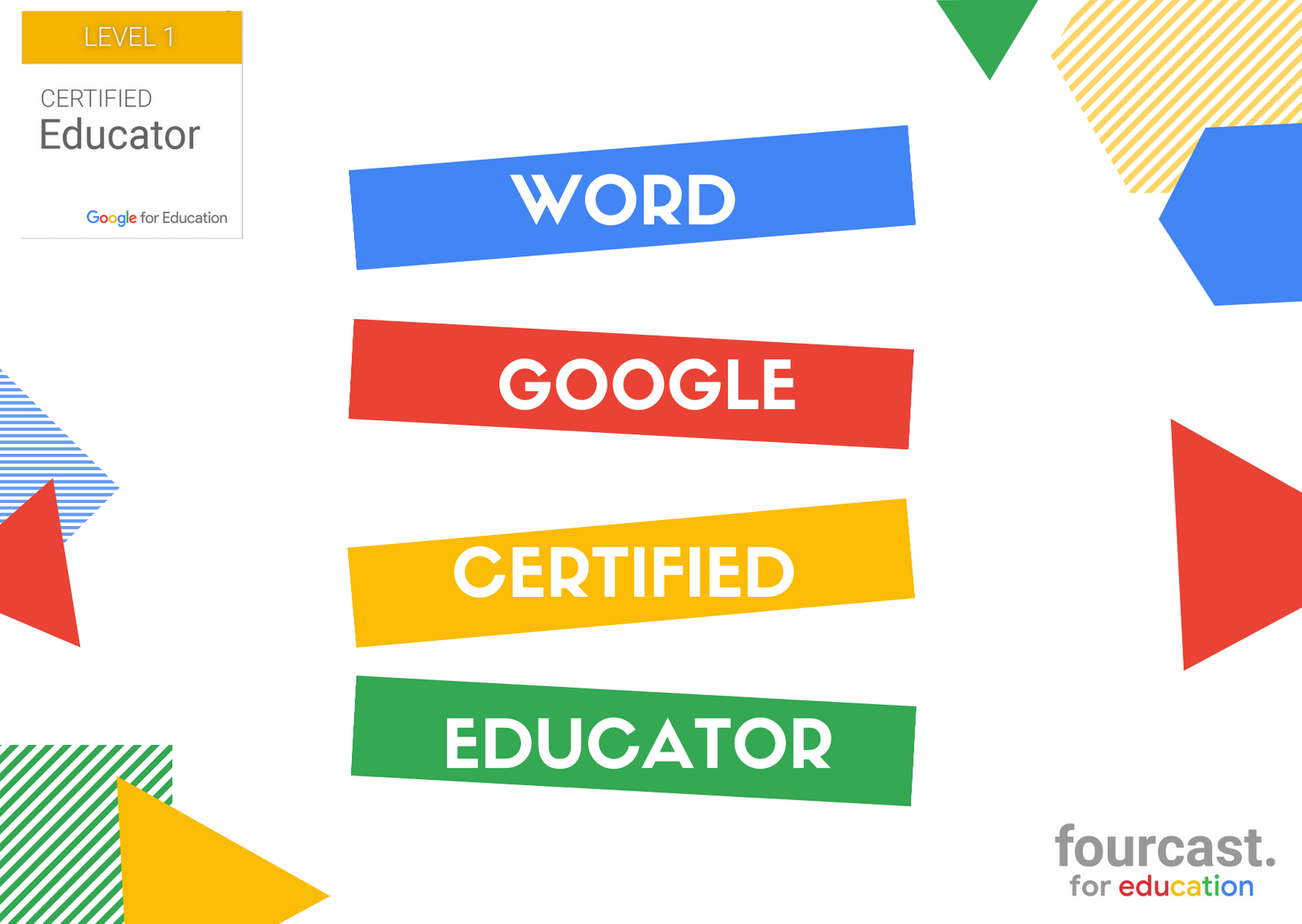 Word Google Certified Educator